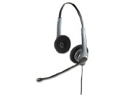 GN 2025NCNB Flex Over-the-Head Standard Telephone Headset w/Noise Canceling Mic