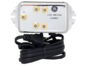 Jasco 73290 4-Way Distribution Amplifier
