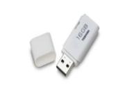 Toshiba 16GB Transmemory USB 2.0 Flash Drive, White (THNU48N16GTRT)
