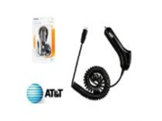 BRAND NEW at&t usb micro-Usb Car charger for Sasumg Galaxy / Motorola Droid Amazon Kindle 2 DX