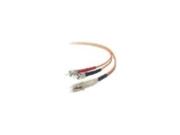 Belkin F2F402L0-01M ST-LC Multimode Duplex Fiber Patch Cable
