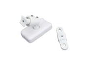 Pinpoint AM24 Universal Speaker Wall Mount - White Each