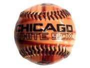 MLB Chicago White Sox Wood Grain Baseball