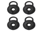 BlueAnt SP-093801-671 Medium Stabilizing Eartips for Q3/Q2/Q1/Endure/T1 Bluetooth Headsets - Pack of 4 - Retail Packaging - Medium