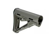 Magpul Industries MAG310-FOL CTR Mil-Spec Stock AR Rifles - Foliage Green