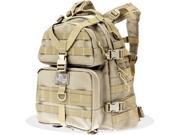 """Maxpedition 0512K PALS Soft Khaki Condor 2 Backpack 17.5"""" X 14"""" X 6.5"""""""