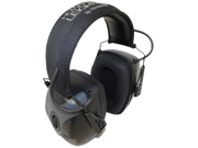 Howard Leight Impact Pro Earmuff Black Electric NRR 30 AUX Cord R-01902