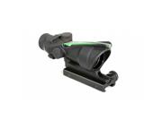 Trijicon ACOG TA31H-G 4x32 Scope Dual Green Horseshoe BAC 5.56 BDC Sight & TA51