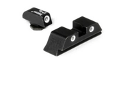 Trijicon Glock Green Front & Green Rear Night Sight Set GL01