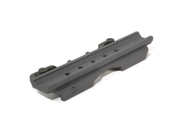 Trijicon TA12 ACOG A.R.M.S Throw Lever Adapter for Picatinny Rails Black