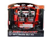 Umarex Red Jacket 1911 Double Gun Kit Spring Action Airsoft Pistols - 2278230