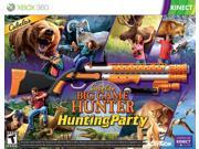 Cabela's Big Game Hunter Hunting Party Game with Gun Bundle  - Xbox 360