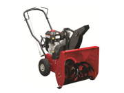 1695978 205cc Gas 24 in. Two Stage Snow Thrower