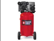 PXCMLC1683066 1.6 HP Single Stage 30 Gallon Oil-Lube Vertical Portable Air Compressor