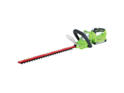 22192 24V Cordless Lithium-Ion 22 in. Enhanced Dual Action Hedge Trimmer