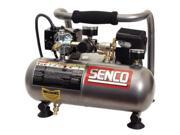 Factory-Reconditioned PC1010R 1 HP 1 Gallon Oil-Free Hand-Carry Compressor