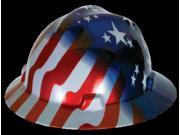 MSA V-Gard Freedom Series Class E Type I Hard Hat