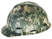 MSA Camouflage V-Gard Freedom Series Class E Type I Hard Cap