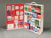 Four-Shelf 50 Person Metal Industrial First Aid Cabinet - 64058001