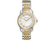 Bulova Unisex Dress 98L165 Watch