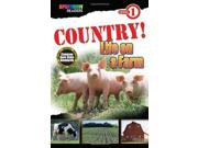 COUNTRY! Life on a Farm: Level 1 (Spectrum Readers)