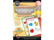 Comprehensive Curriculum of Basic Skills Learning Cards - Grade K