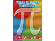 When it comes to numbers, pi takes the cake