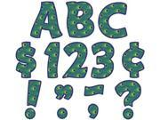 Teacher Created Resources Peacock Funtastuc 4-Inch Letters Combo Pack