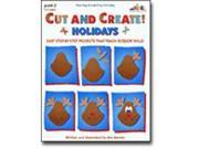 Teaching & Learning Co. Cut & Create! Holidays - Grades PreK to 2
