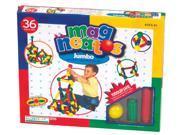 Guidecraft Magneatos - Set of 36