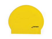 Finis Latex Swim Cap - Yellow