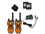 Motorola MT350R 35-Mile Range 22-Channel FRS/GMRS Two-Way Walkie Talkie Radios