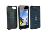 URBAN ARMOR GEAR - AERO Case f/Apple iPhone 5 - Slate/Black