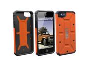 URBAN ARMOR GEAR - OUTLAND Case f/Apple iPhone 5 - Rust/Black