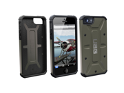 URBAN ARMOR GEAR - AVIATOR Case f/Apple iPhone 5 - Moss/Black