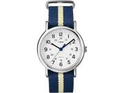 Timex Weekender Slip Through Full-Size - Navy/Tan