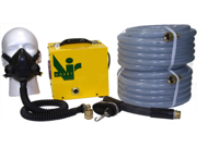 HOBBYAIR 2 Fresh Air Mask BREATHING RESPIRATOR SYSTEM