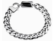 Pure Strength Bracelet Comes In 316L Stainless Steel #L