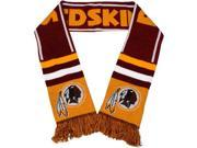 Washington Redskins NFL Adult One Size Scarf by Forever Collectibles Official Team Fan Gear