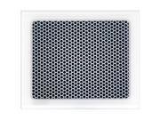 ALLSOP 30858 Cupertino Mouse Pad (Hex)