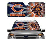 Chicago Bears Official NFL Auto Sun Shade by Team Promark 608069