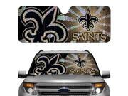 New Orleans Saints Official NFL Auto Sun Shade by Team Promark 608199