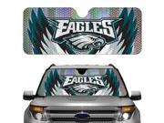 Philadelphia Eagles Official NFL Auto Sun Shade by Team Promark 608236