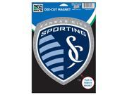 "Sporting KC Official MLS 6""x9"" Car Magnet by Wincraft"