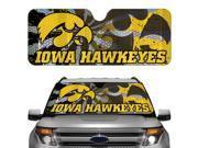 Iowa Hawkeyes Official NCAA Auto Sun Shade by Team Promark 177251