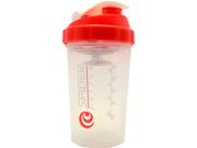 Spider Bottle, Mini Red 20 Oz