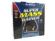 Dymatize Nutrition, Super Mass Gainer Chocolate 12 lbs