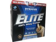 Elite 100% Whey Protein Café Mocha 10 lbs