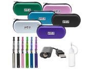 eGo T CE4 Electronic 1100mAh Battery Vapor Vaporizer Starter Kit W/ Zipper Case - New