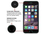 For iPhone 6 4.7 inch Screen Protector Front [ Tempered Glass ] Highest Quality Premium Anti-Scratch Bubble-free